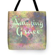 His Grace Tote Bag