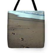 His Path Tote Bag