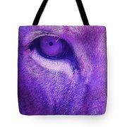 His Royal Eyeness Tote Bag