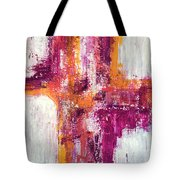 His Shed Blood Tote Bag