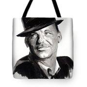 His Way Tote Bag