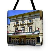 Historic 1920s Revived Lucas Theater Tote Bag