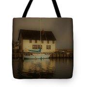 Historic Boat Builder Tote Bag