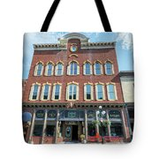 Historic Buildings Deadwood South Dakota Tote Bag