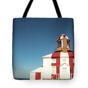 Historic Cape Bonavista Lighthouse, Newfoundland, Canada Tote Bag