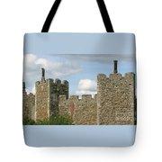 Historic Castle Tote Bag