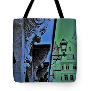 Historic District  Tote Bag