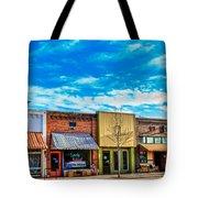 Historic Downtown Emmett 01 Tote Bag