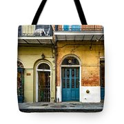 Historic Entrances Tote Bag