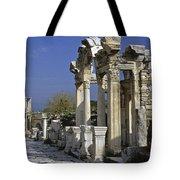 Historic Ephesus Tote Bag