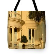 Historic Home On Battery Street Tote Bag