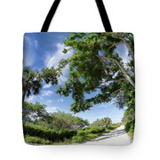 Historic Jungle Trail Vero Bch Fl IIi Tote Bag