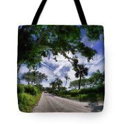 Historic Jungle Trail Vero Bch Fl V Tote Bag