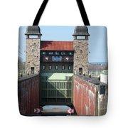Historic Lift Lock Tote Bag