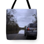 Historic Louisiana Flooding Tote Bag