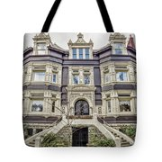 Historic Old Louisville - William Wathen House 1895 Tote Bag