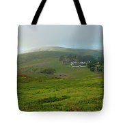 Historic Pierce Point Ranch In Point Reyes Tote Bag