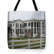 Historic Plantation Tote Bag