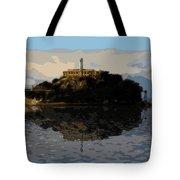 Historic Prison Tote Bag