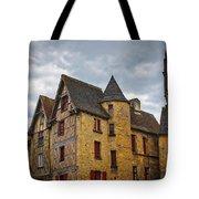 Historic Sarlat - La - Caneda France Tote Bag