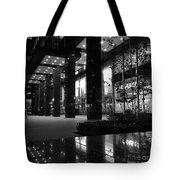 Historic Seagram Building - New York City Tote Bag