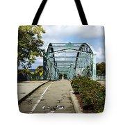 Historic South Washington St. Bridge Binghamton Ny Tote Bag