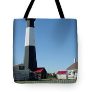 Historic Tybee Island Lighthouse I Tote Bag