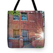 Historic Veteran's Hospital IIi Tote Bag
