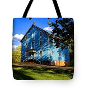 Historic Walnford Gristmill Tote Bag