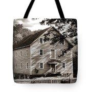 Historic Walnford Mill Tote Bag