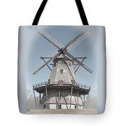 Historic Windmill Tote Bag