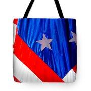 Historical American Flag Tote Bag
