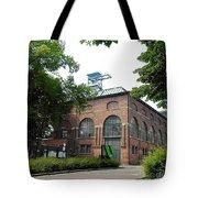 Historical Building Tote Bag