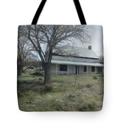 Historical Concho House Tote Bag