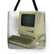 Historical Data Tote Bag