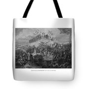 Historical Monument Of Our Country Tote Bag