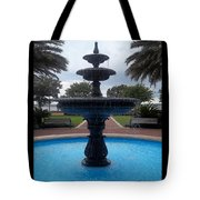 Historical Saint Marys Water Fountain Tote Bag