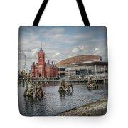 History, Art And Democracy Tote Bag