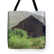 History In A Barn Tote Bag