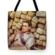 History In Color. French Resistance Fighter, Wwii Tote Bag