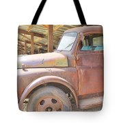 History On Wheels Tote Bag