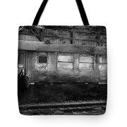 History Train Tote Bag