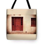 History's Doorway Tote Bag