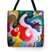 Histrionics Tote Bag