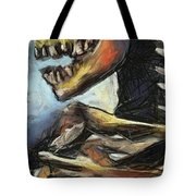 Hit Die Exceeded Tote Bag
