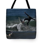 Hit The Brakes Tote Bag