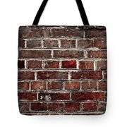 Hit The Wall Tote Bag