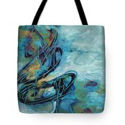 Hither And Thither Tote Bag