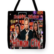 Hitman City Tote Bag