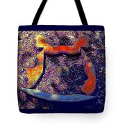 Hive Mind Sails To Improbable Realms Tote Bag
